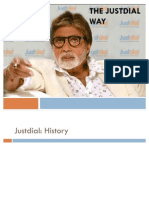 The Justdial WAY