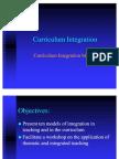 Curr Integr Models