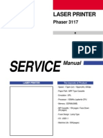 Phaser 3117 Service Manual