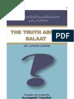 The Truth About Salaat - Eng (Dr Qamar Zaman)