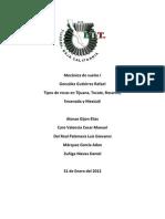 Características de los suelos de Baja California