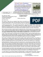 JRM 2nd Letter to Sheriff Arthur