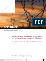 Accenture High Performance Utility Model Transmission