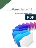 Filemaker Server 11 Help