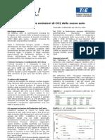 Briefing Emissioni Auto