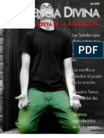 Revista Cristiana Presencia Divina Volumen 6