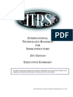 ITRS 2011 Executive Summary