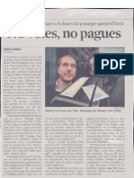 Change Your Flight_La Vanguardia 1feb2012