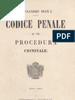Codice Penale Si Procedura Ctriminala