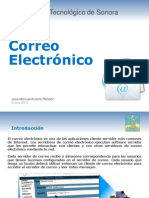 CorreoElectronico