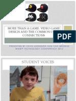 Gaming Presentation