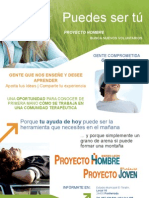 Voluntariado en Proyecto Hombre Bierzo-León