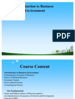 Business Environment Ppt @ Dom s