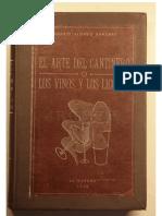 El Arte Del Cantinero 1948 Habana