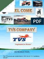 TVS Company Final ppt @ bec doms