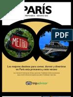 ES TA Paris Guide