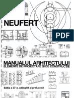 Manualul Arhitectului Ed.37 Neufert