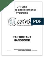Participant Handbook