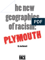 New Geographies Racism Plymouth