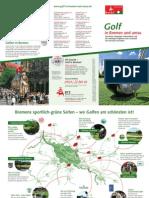 Bremen - Golf in Bremen und umzu