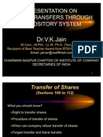 33398122 Transfer of Share as Per Indian Company Law