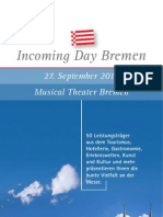Bremen - Incoming Day