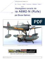 Imprimir - A6M2-N Rufe Por Bruce Salmon (Hasegawa 1 _ 48)