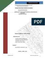 Cadena Aliment Aria y Redes Troficas - Unfv
