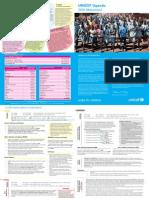 UNICEF Uganda 2010 Annual Statement Final