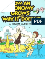 Irwin Schiff - How an Economy Grows and Why It Doesn't