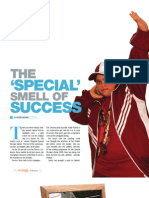 the 'Special' smell of success