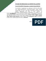 Info Mtech Phd