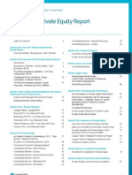 2011 Preqin Private Equity Report Sample Pages