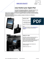 Apple-iPad-Systèmes-fixations-RAM
