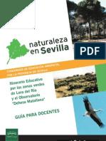 Observatorio Dehesa Matallana-GUIA PARA DOCENTES