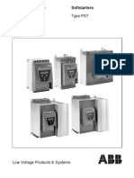 Specification Guide Soft Starters PST