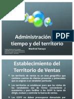 Administración del Tiempo y del Territorio