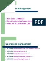 Operations Management Mahadevan Ebook