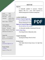 Santosh Sutar Resume