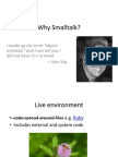 SqueakPharo NYC Smalltalk