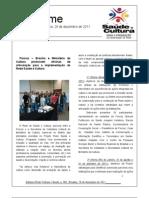 Informe - Rede Saúde Cultura