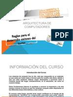 Información del Curso.