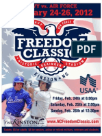 Freedom Classic Flyer 12 USAA