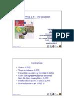 Introduccion ILWIS