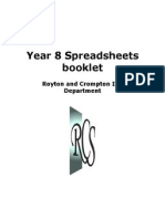 spreadsheets booklet final