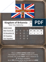Britannia Battleship Updated