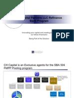 CH Capital SBA 504 Refinance FMLP