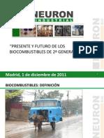 111201_NeuronBioIndustrial Biocombustibles_ASEBIO