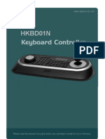 Keyboard Controler HKBD01N
