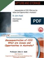 DR John Kaldi Presentation Part 1